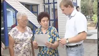 сюжет 20 августа 2010 года ОренТВ