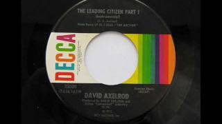 David Axelrod - The Leading Citizen Part 1