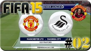 Video Gol Pertandingan Manchester United vs Swansea City