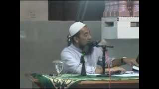 Ust Azhar Idrus- Jimak ' Setubuh '; Haid / Dubur / Oral
