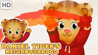 Daniel Tiger Everything is the Colour Red! Videos for Kids