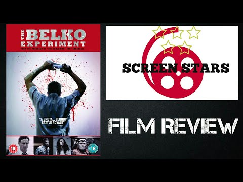 The Belko Experiment (2016) Horror Film Review