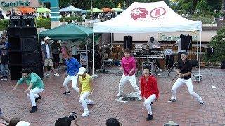 JAMAICA FESTIVAL 2017:   Dancehall Group - 薔薇軍団