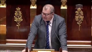 Alain PEREA défend la loi Agence francaise de biodiversité