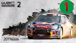 WRC: FIA World Rally Championship 2 | Прохождение # 1