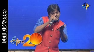 Gambar cover Raju Mimicry  - Performance in Tenali ETV @ 20 Celebrations
