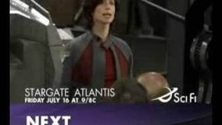 Stargate Atlantis series premier - trailer 1 - 2004