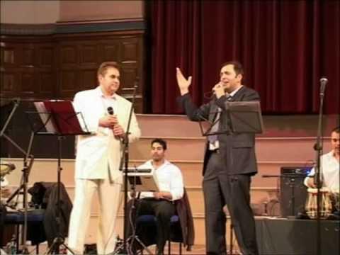 Mohammed Hafiz/Fiaz - Duet - Salamat rahe dostana humara - M.Rafi tribute - Dewsbury show part 7