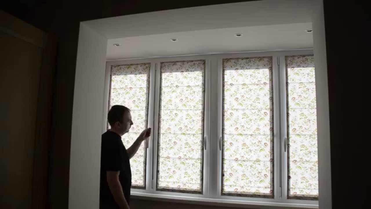 Какие бывают шторы на липучках на пластиковое окно. Шторы на липучках на 75