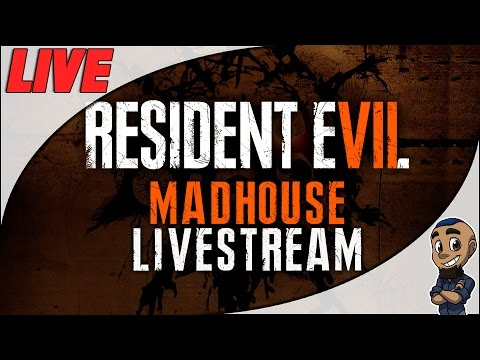Resident Evil 7: Biohazard | MADHOUSE MODE / HARD DIFFICULTY — ALL UNLOCKS & INFINITE AMMO