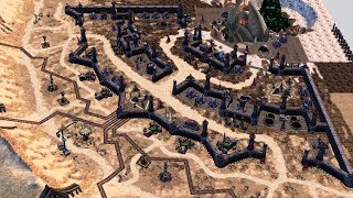 C&C3: Siege of Temple Prime | Command and Conquer