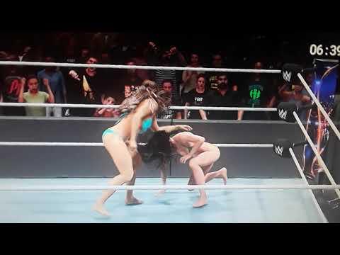 Jennifer Lopez Vs Megan Fox 15 Minute Iron Woman Match Requested By Jon Anderson
