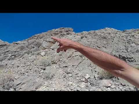Climbing Sunrise Mountain Las Vegas Vlog Aug 2nd, 2018 P7