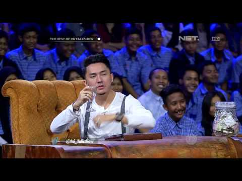 The Best of Ini Talkshow - Wiih! Omesh Buktiin Cinta Minum Air Bekas Kobokan Sule