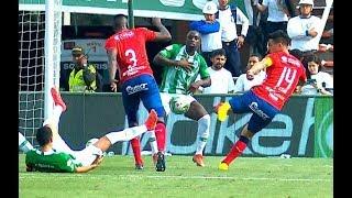 Medellín vs Nacional (2-2) | Liga Aguila 2019-I  | Fecha 8