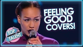 Best FEELING GOOD Covers! Got Talent, X Factor and Idols | Top Talent