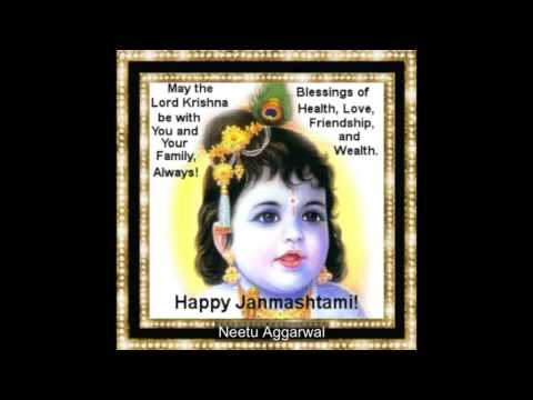 Happy Krishna Janmashtami Wishes,Greetings,Sms,Sayings,Quotes,Wallpapers,E-card,Whatsapp Video
