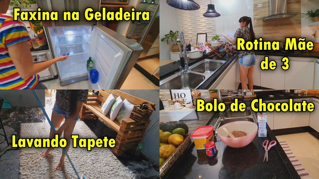 OLHA A SITUAÇÃO QUE ESTAVA / DIA SUPER AGITADO / ARRUMEI COZINHA / MÃE DE 3 / NÃO TENHO DESCANSO