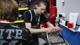 видео АКПП BMW 7 E38