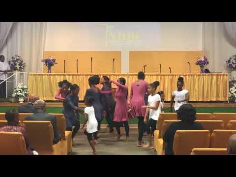 "NDBC Praise Dance - ""Chasing Me Down"" by Israel & New Breed"