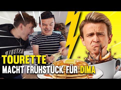 Tourette macht FRÜHSTÜCK für DIMA | Gewitter im Kopf @Dima