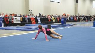 Chloe Widner - Floor Exercise - 2017 Women's Junior Olympic Championships