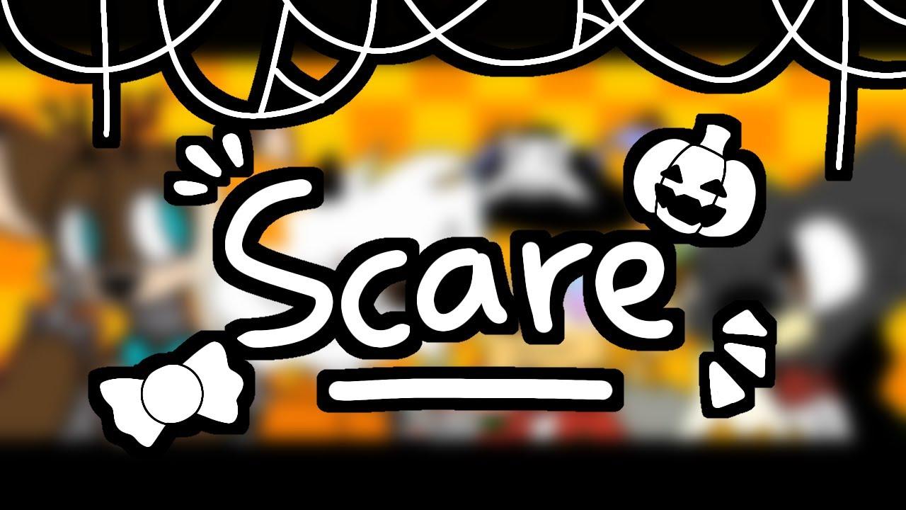 Scare meme (collab) (happi halloween)