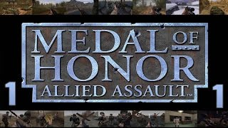 Прохождение Medal of Honor: Allied Assault #1
