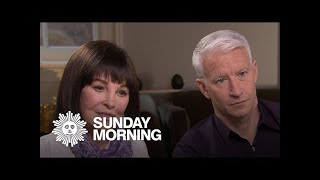 From 2016: Anderson Cooper And Gloria Vanderbilt Share Their Bond