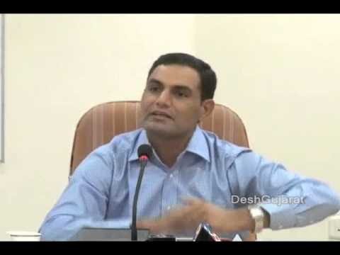 Ahmedabad Collector Vijay Nehra briefs media on latest decisions related to Code of conduct