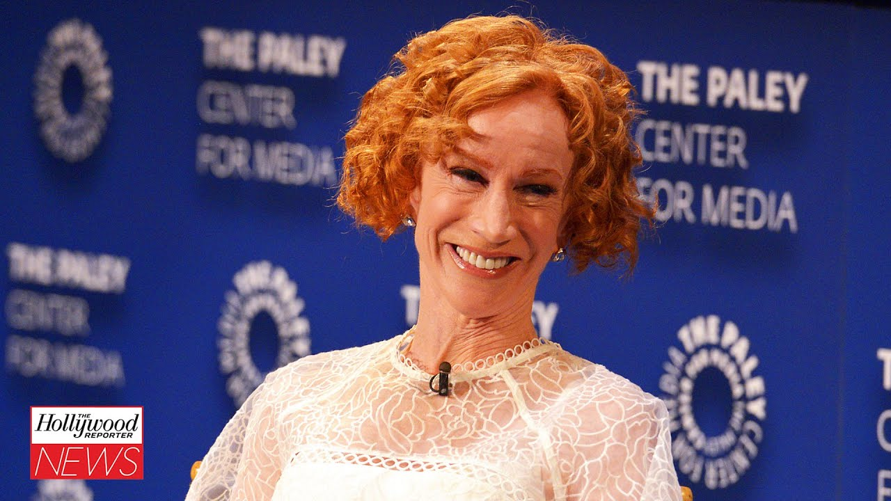 Kathy Griffin Reveals She Has Lung Cancer & Will Undergo Surgery I THR News