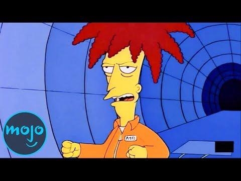 Top 10 The Simpsons Villains