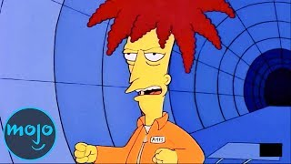 Top 10 The Simpsons Villains