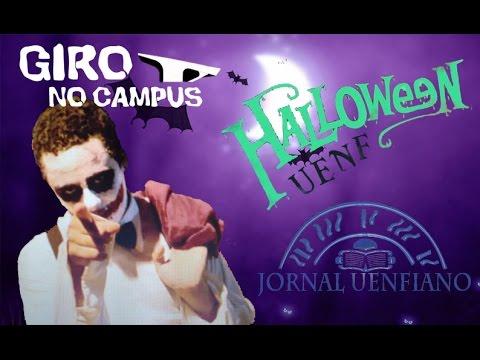 Giro no Campus - Halloween na UENF