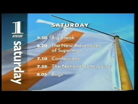 BBC One Continuity 1995