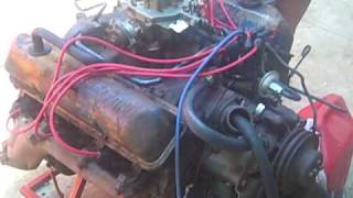 Ford FE 428 Complete Running Engine For Sale