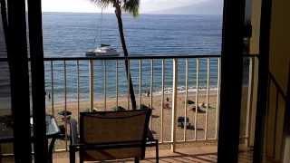 Kaanapali Beach Hotel Kauai Wing Ocean Front Room 684