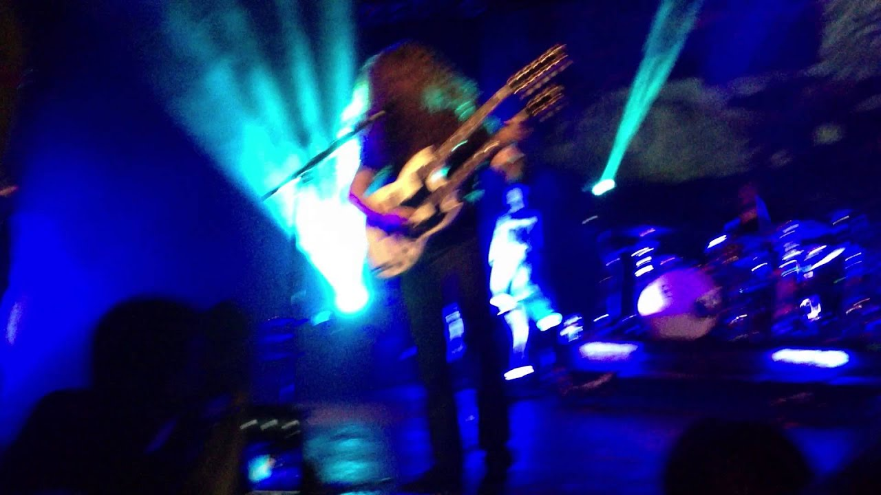 Welcome Home By Coheed And Cambria Live At Marquee Theater