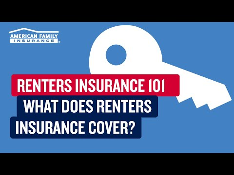 Renters Insurance 101 – What Does Renters Insurance Cover?  | American Family Insurance