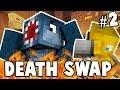 NEVER DIG STRAIGHT DOWN!! - DEATH SWAP #2 W/AshDubh