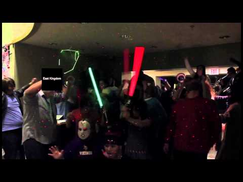 Southwestern Michigan College Harlem Shake- East Hall (Dubstep)