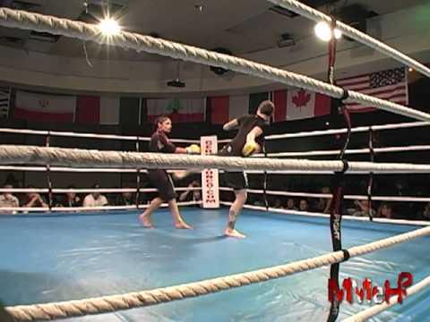 Women's MMA: Cheryl Chan vs Femina Wachal