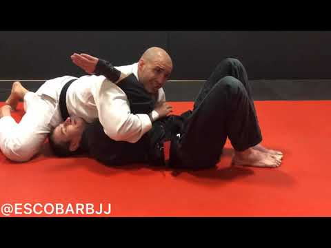 AMERICANA & KIMURA FROM SIDE CONTROL