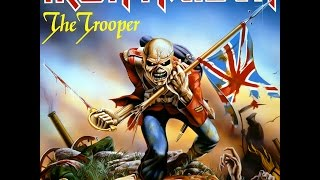Iron Maiden - The Trooper. HQ audio.