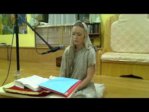 Бхагавад Гита 2.59 - Ади Пурна Радхика деви даси
