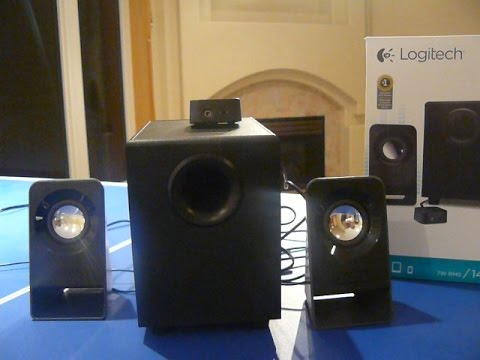 98772acff8a Logitech Z213 Speaker Review and Unboxing | Bass &Sound test - YouTube