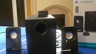 Logitech Z213 Speaker Review and Unboxing | Bass &Sound test