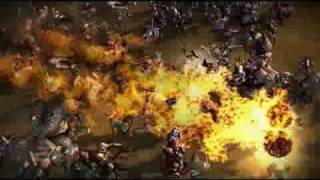 The Battle for Middle Earth II Trailer