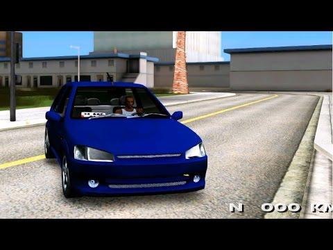 GTA San Andreas - Peugeot 106 Gti EnRoMovies
