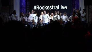 """Симфоническое рок-шоу """"RockestraLive"""" восхитило воронежцев"""
